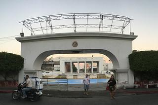 San Fernando City - Town Plaza view
