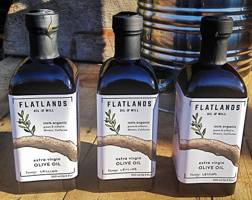 Flatlands extra virgin olive oil
