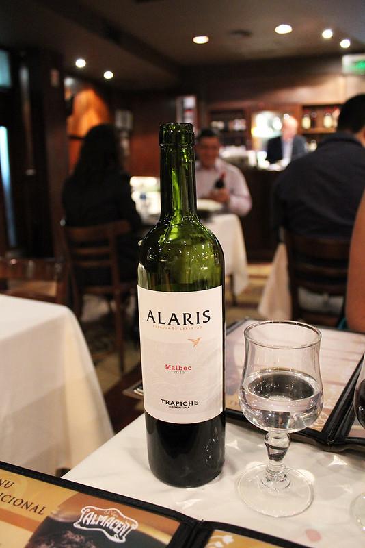 Almacen wine