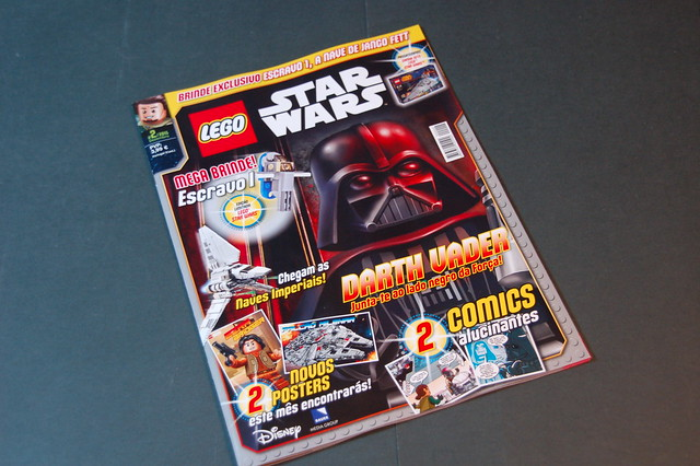 Revista LEGO Star Wars nº2 (1)