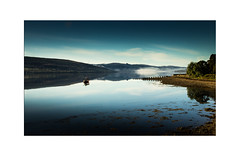 Early Morning on Loch Fyne
