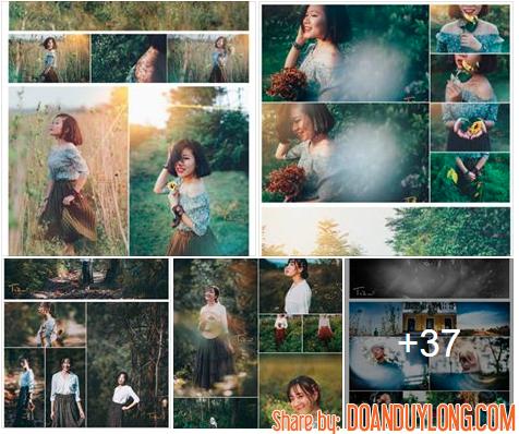 Tổng hợp preset & stock trong nhiếp ảnh của tác giả Nguyễn Khắc Thế