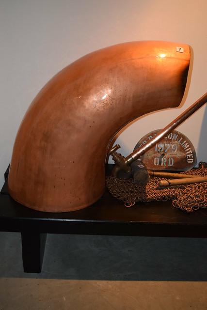 Glen Ord Distillery - Swan Neck of Spirit Still