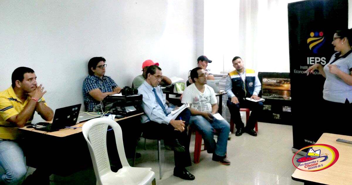 Técnicos de Desarrollo Productivo y Turismo recibieron capacitación