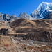 Mighty landscape. Gokyo by Laura Jacobsen