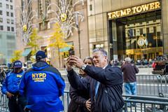 Trump Tower - Selfie