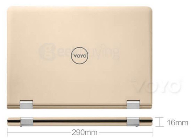 µVoyo VBook A1