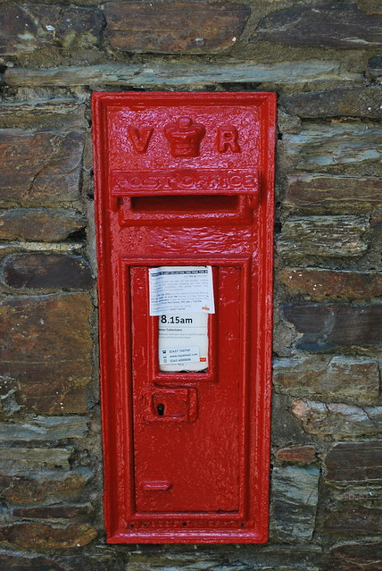 Victorian Postbox - Trelissick TR3