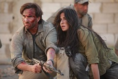 Katrina Kaif in Phantom Performed Difficult Actions