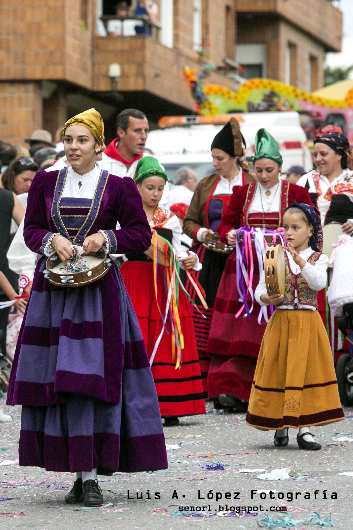 Fiesta de la Virgen Grande Torrelavega