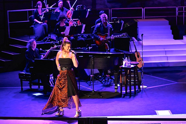 Idina Menzel at Red Rocks