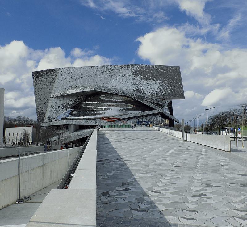 Philharmonie de Paris, Parc de La Vilette.