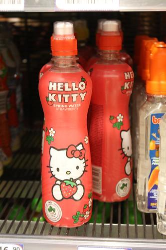 Hello Kitty drink