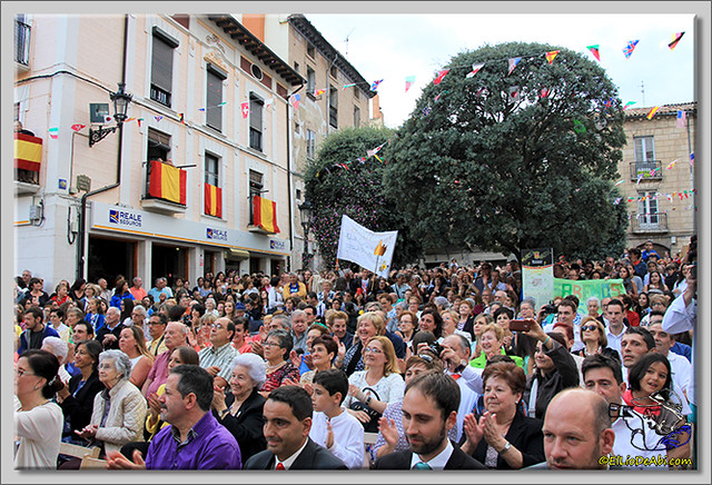 Briviesca en Fiestas 2.015 Proclamación de las Reinas y lectura del Pregón (18)