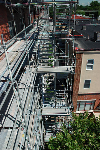 Non union, scaffold, scaffolding, rental, rentals, rent, rents, construction, historic buildings, inspection, art, design, sales, DE, MD, PA, NJ, (302) 650-0520, pinnacle scaffold, repointing, masonry, shoring, subcontractor, GC, open shop