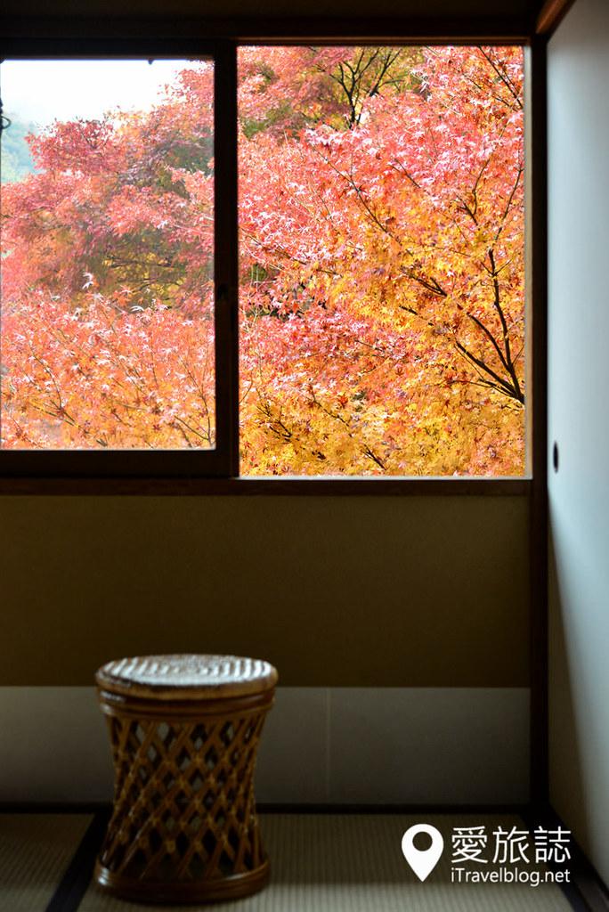 京都赏枫景点 琉璃光院 12
