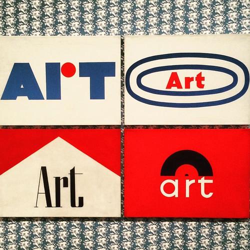 Boris Bućan, Bućan Art, 1972 (detail) #brandmadness   #worldgoespop