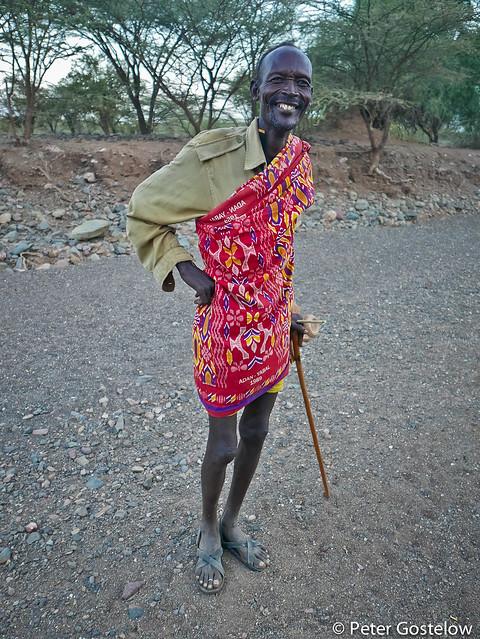 Turkana shephard