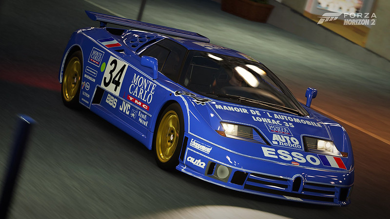 "1992 Bugatti EB110 SS ""LM"""