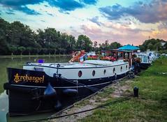 Canal Boat Archangel