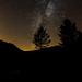 Lac du Forlet, nightshy by Alps-Lights