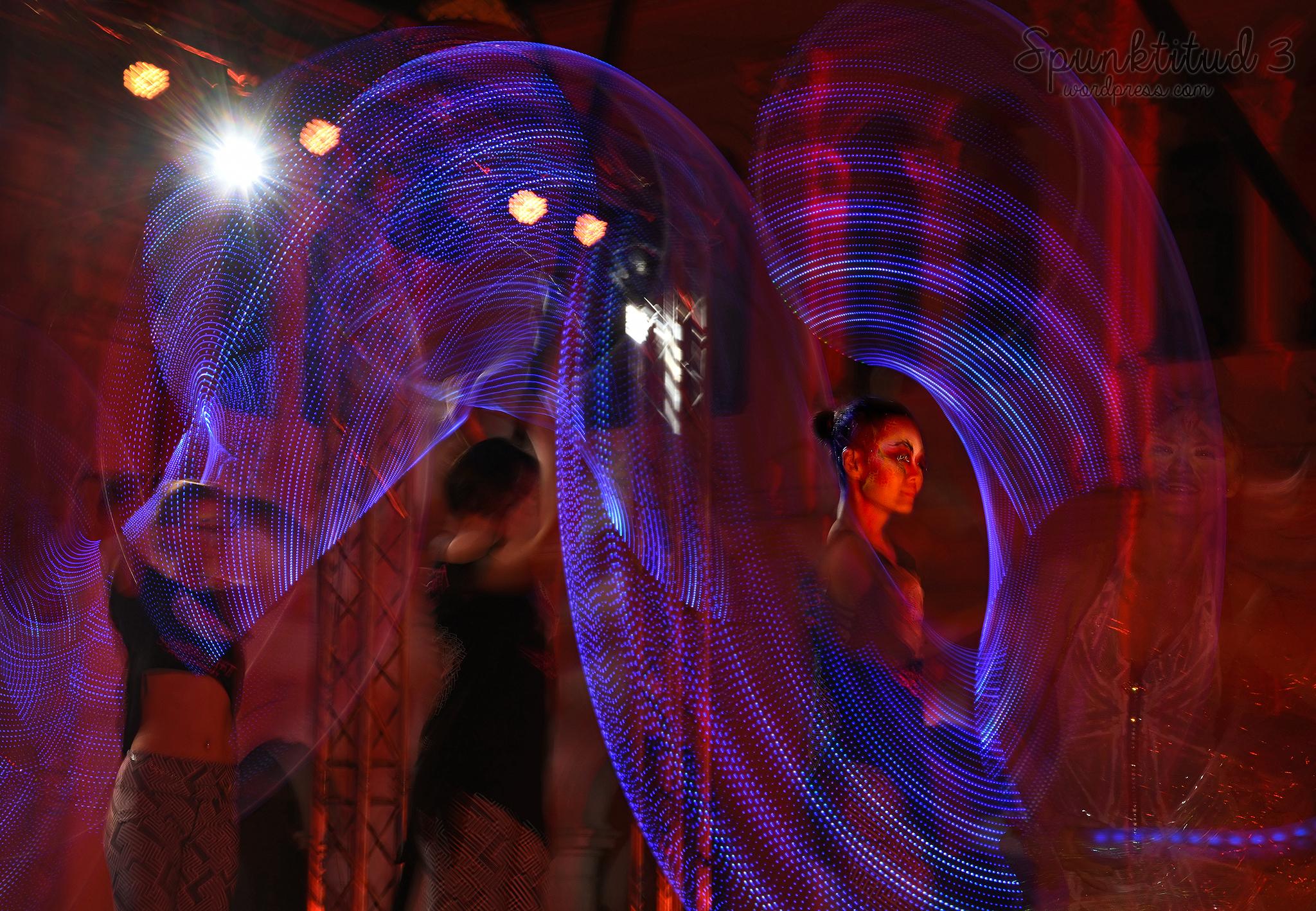 Starlight Alchemy at Singapore Night Festival