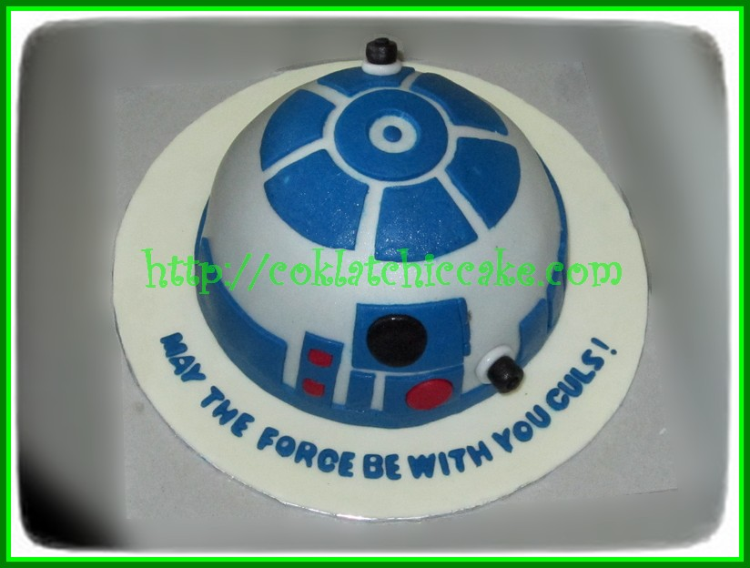 Cake Starwars
