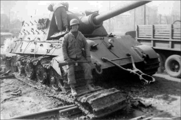 The йорк Янкис and Jagdtiger