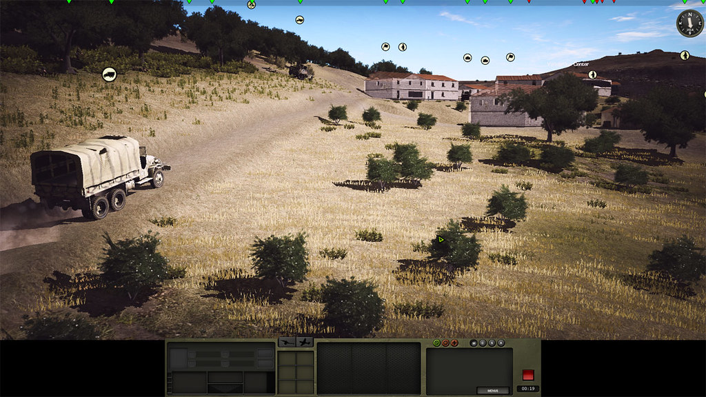 7_Combat_Mission_Fortress_Italy_War_Movie_ADVANCED_mode