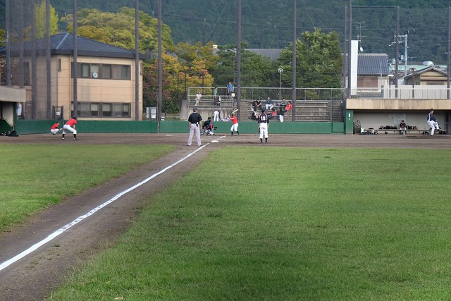 Baseball in Kyoto