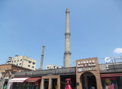 CH-Beijing-798 Art District (14)