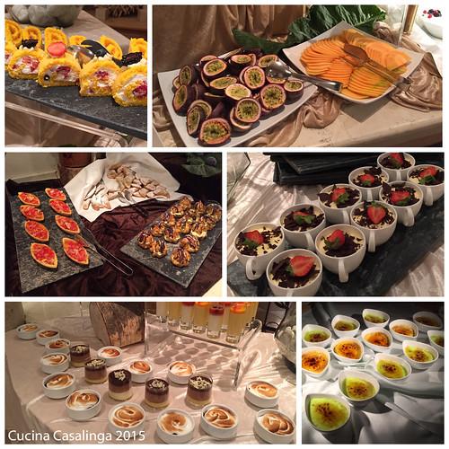 Olang Mirabell Nachspeisenbuffet