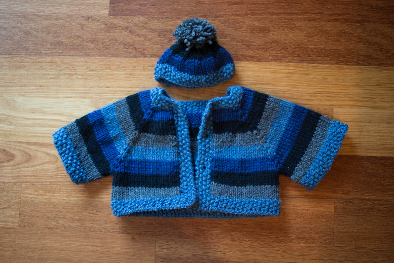 Teddy Bear Sweater for Camp Erin