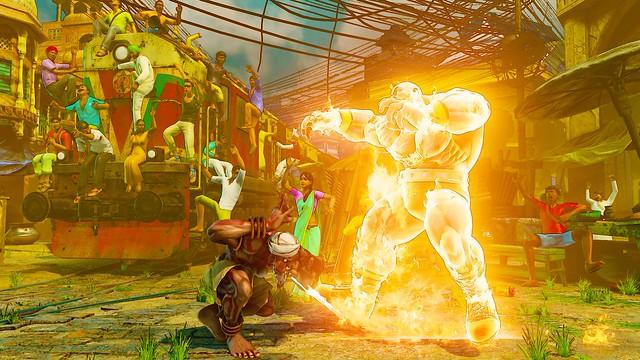 Street Fighter V, Image 08