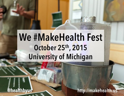 #MakeHealth 2015: Innovating