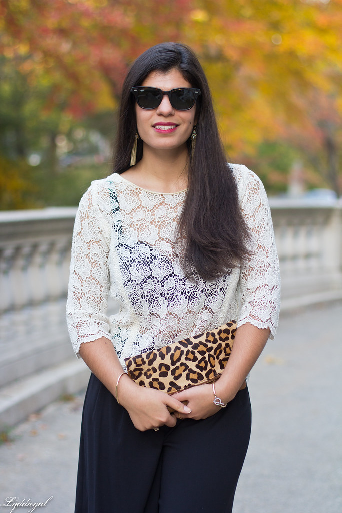 lace top, culottes, leopard clutch, leopard heels-4.jpg