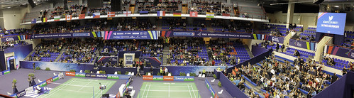 Yonex Internationaux de France 2015
