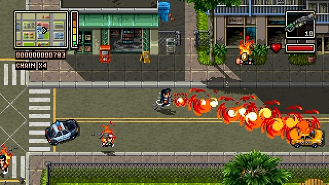 Shakedown Hawaii: Vblank's New Open World Adventure
