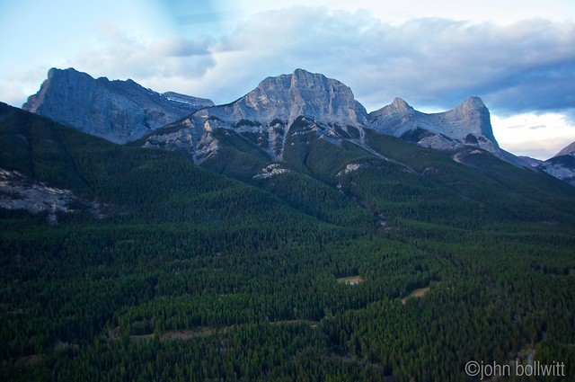 Alpine Helicopter - Canmore, Alberta - October, 2015