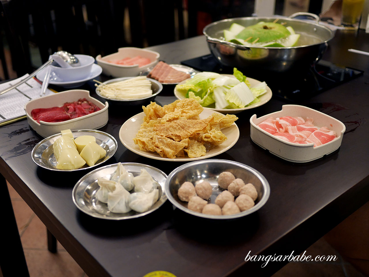Steamboat ingredients (2)