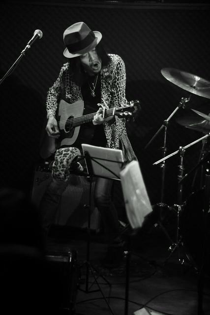 JAMES BAND live at Walkin', Tokyo, 01 Nov 2015. 139