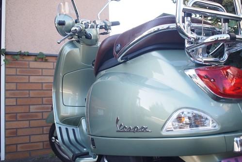 Vespa LXV125ie