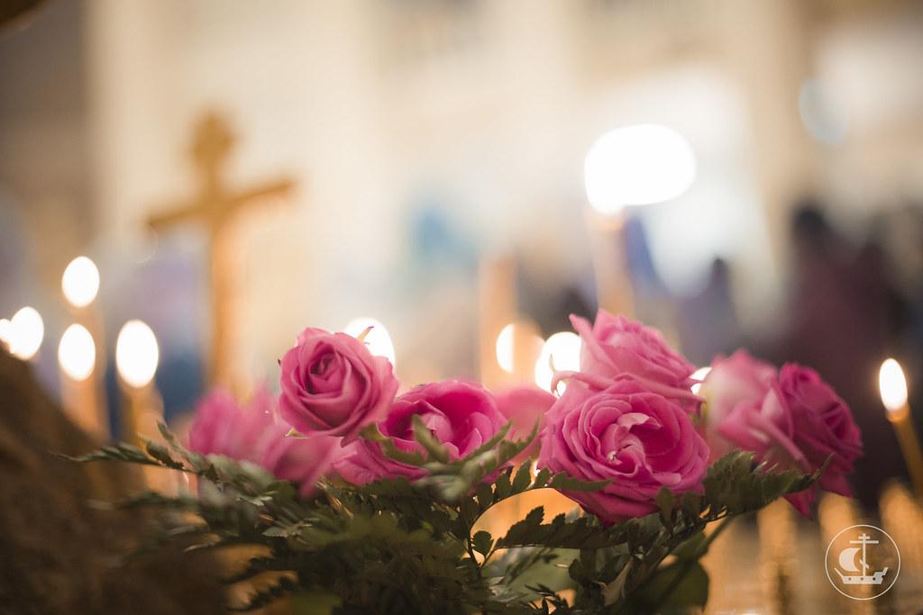 "6 ноября 2015, Празднование в честь иконы Божией Матери ""Всех скорбящих Радосте"" / 6 November 2015, The celebration in honor of the icon of the Mother of God ""Joy of all who Sorrow"""