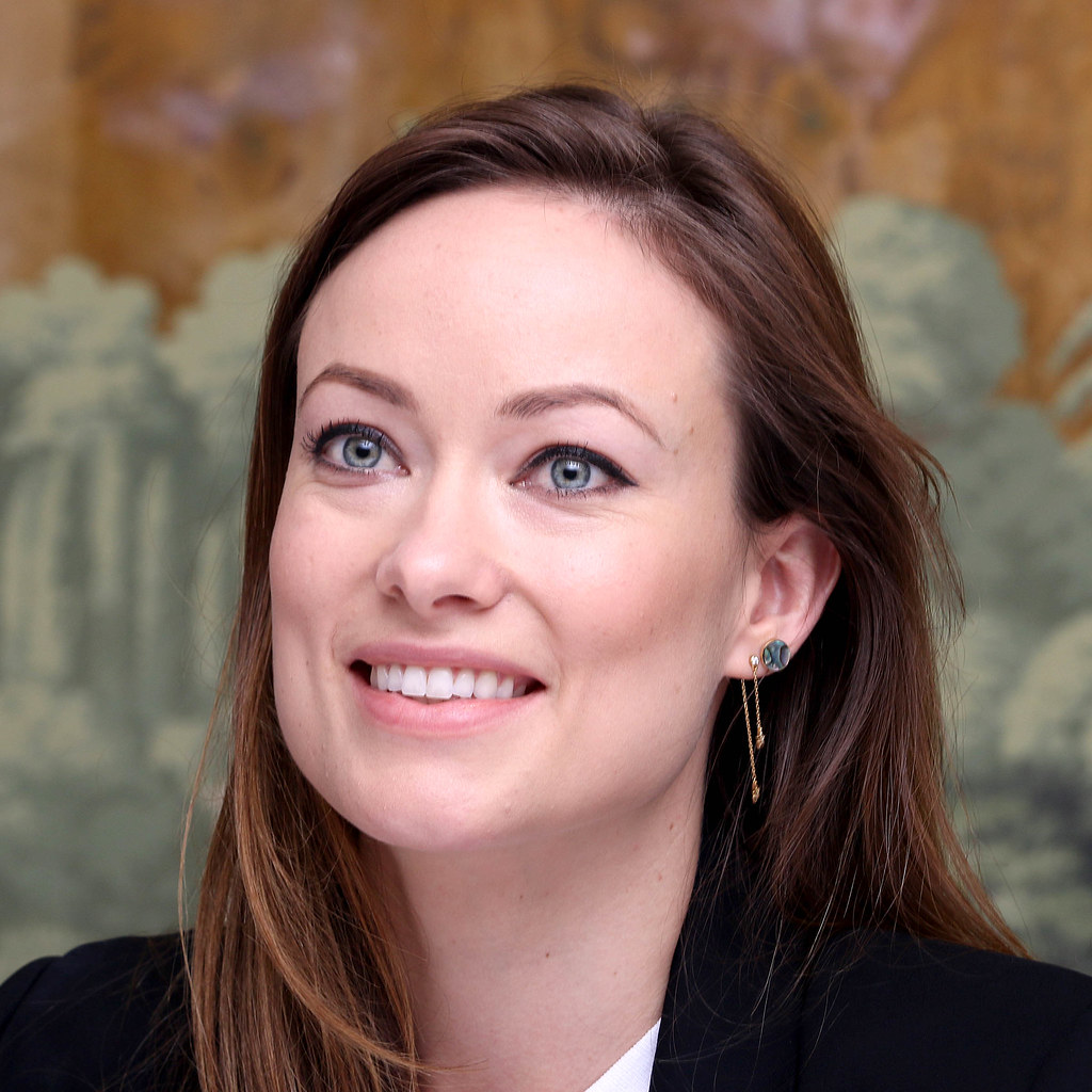 Оливия Уайлд — Пресс-конференция «Винил» 2015 – 13