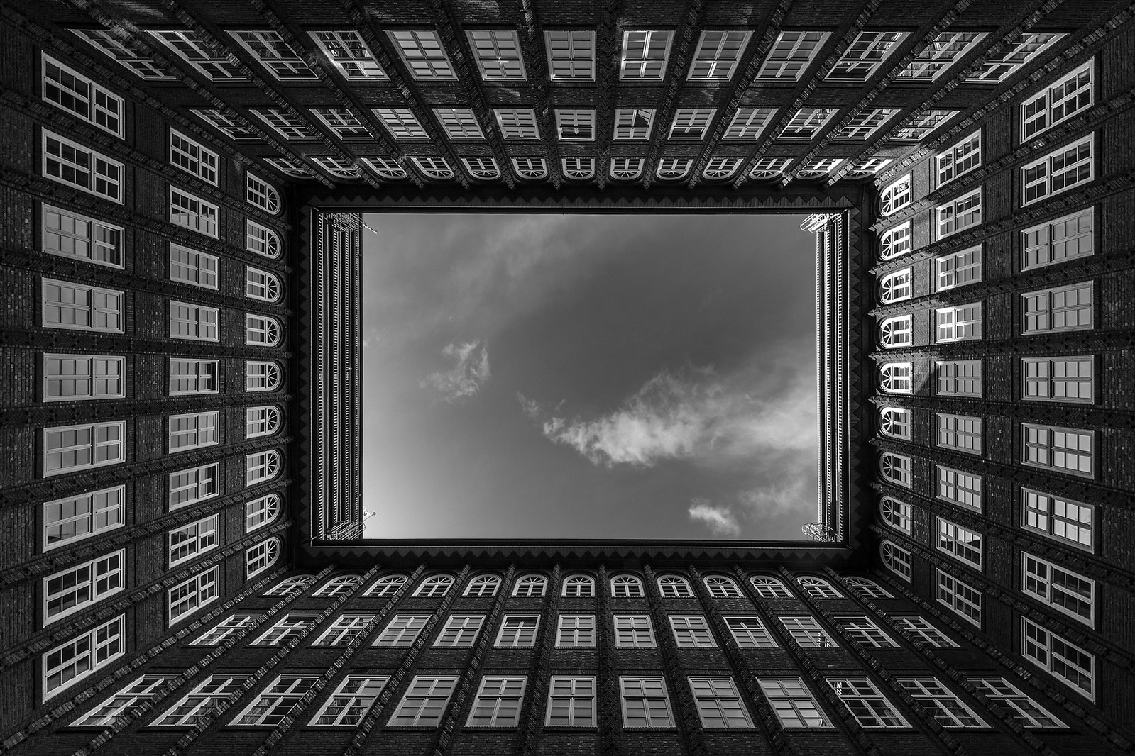 Rectangle up by Carsten Heyer