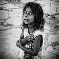 the young bedouin girl~ Lebanon