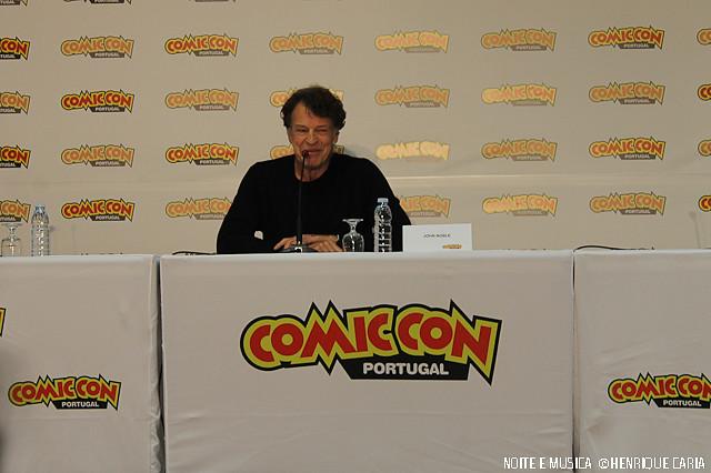 John Noble - Comic Con Portugal '15