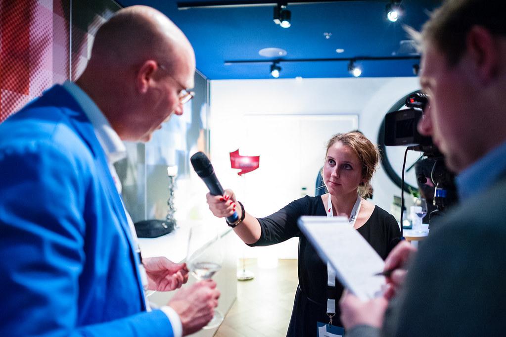 De redactie van Medix Publishers interviewt tafelgast drs. Erich Taubert