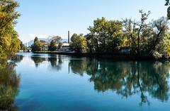 début octobre 2015,Rhône Genève