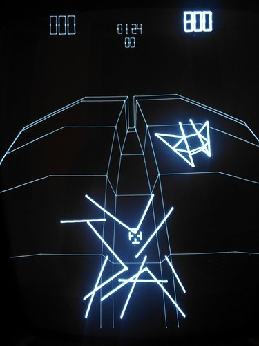 Vectrex Star Hawk